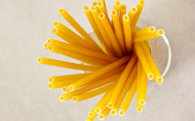 LOOK: Pasta straws for your cold drinks?