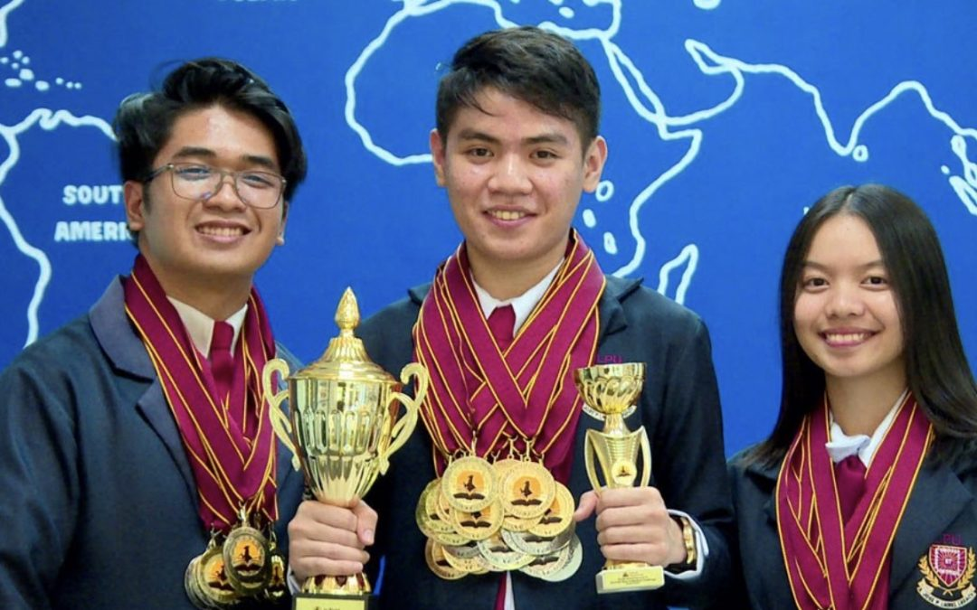 Three Pinoy students win at Yale University