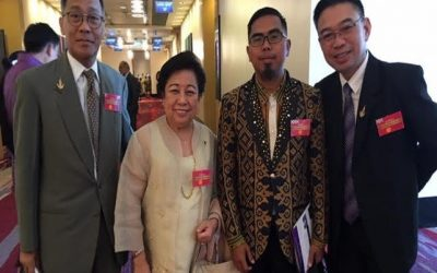 Filipino teacher from Cotabato receives honors from Thailand Princess Maha Chakri