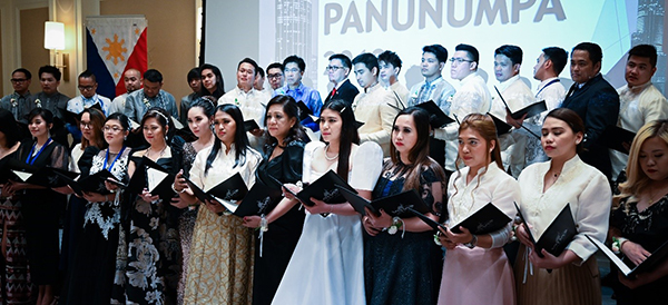 59 new licensed Filipino architects inducted