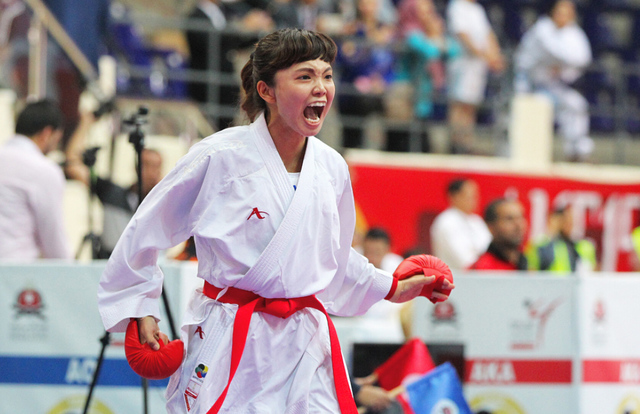 PSC throws support for Junna Tsukii's Olympic bid