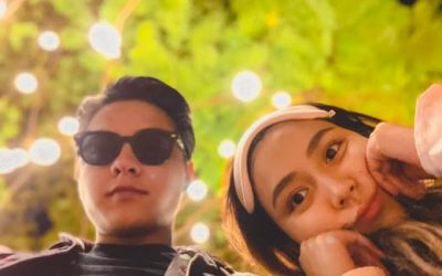 KathNiel explores 'Walled City' of Manila before Christmas