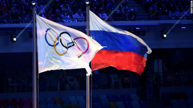 Russia banned from joining Olympics, World Cup for four years