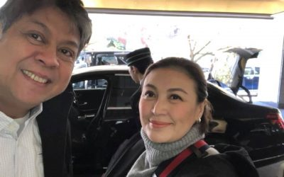 Sharon Cuneta says she's not affected by Duterte's remarks about her marriage