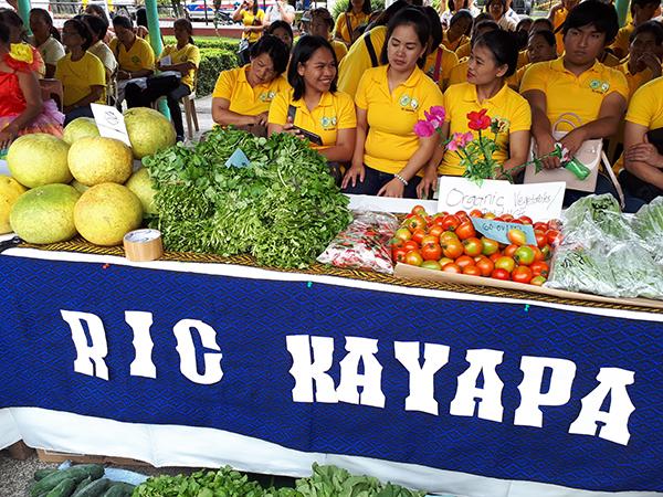 Kayapa farmers receive Php3M from NAPC