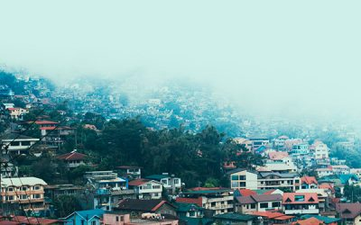 Baguio City chills residents as temperatures drop to 11.8 °C