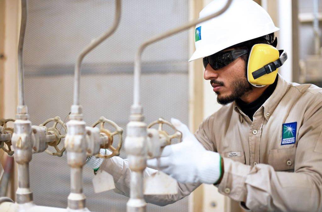 Saudi Aramco passes $2 trillion market value