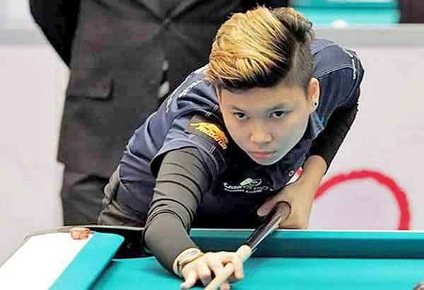 "20-yr-old Filipina following in the footsteps of Efren ""Bata"" Reyes"