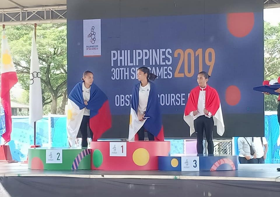 PH wins 4 golds in SEA Games obstacle course race