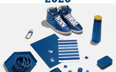 Classic Blue is color of the year 2020 — Pantone