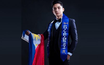 Pinoy-Yemeni student to compete in world pageant for 2020