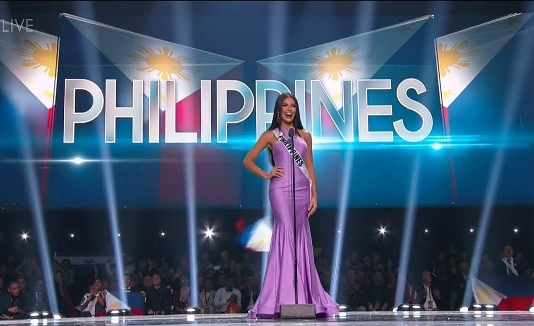Malacañang, celebrities thank Gazini Ganados for representing PH in Miss Universe 2019