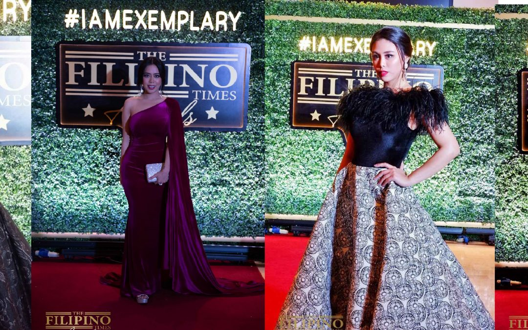Check out the best-dressed women at The Filipino Times Awards 2019!