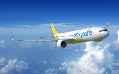 Cebu Pacific boosts its fleet with Airbus A320NEO aircraft