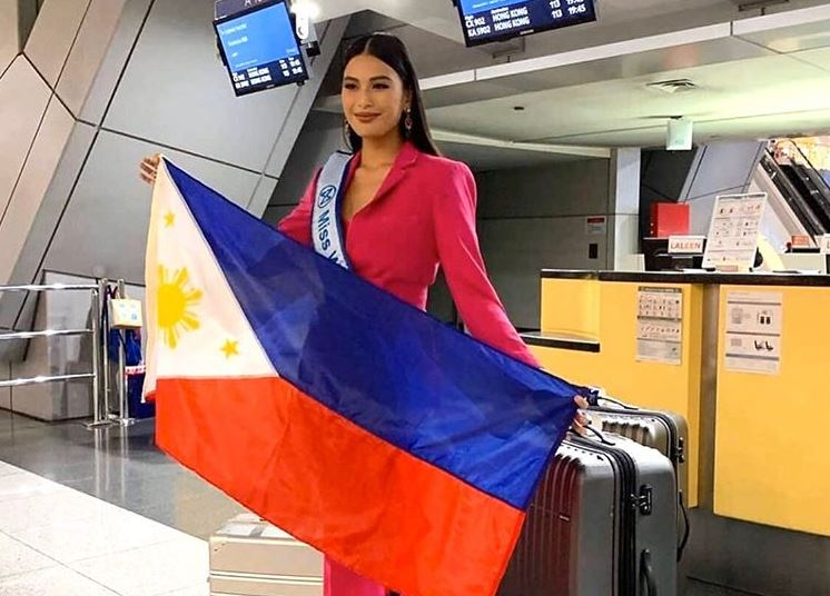 Michelle Dee fails to enter Top 5 of Miss World 2019