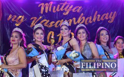 LOOK: Mindoro-native bags crown as Abu Dhabi's Mutya ng Kasambahay 2019