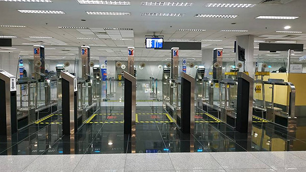 Immigration launches e-gates for departing OFWs