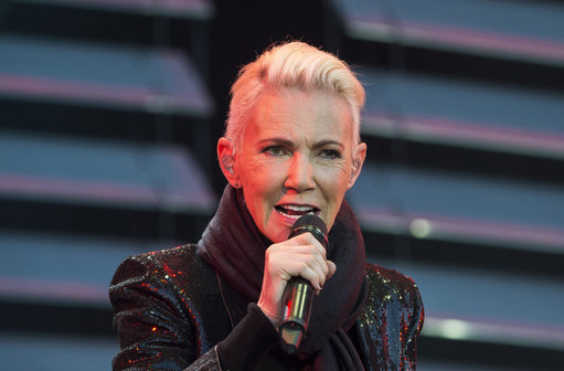 JUST IN: Roxette singer Marie Fredriksson lost battle with cancer