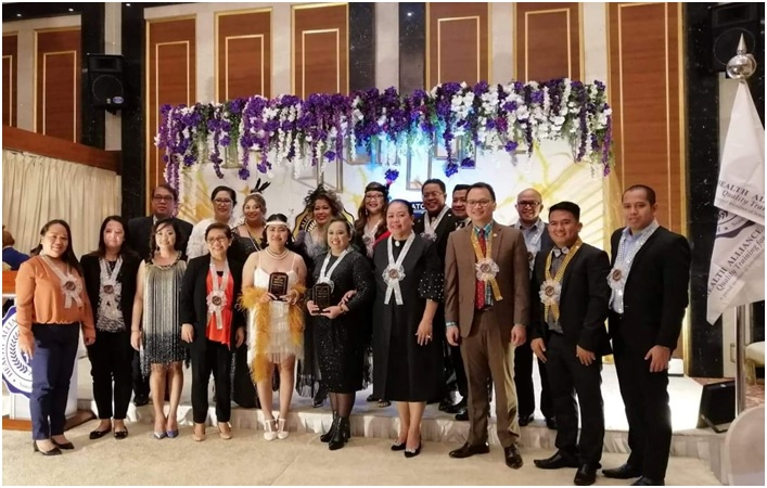 Filipino healthcare training institute in Jeddah commended