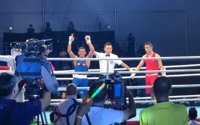 Timor Leste ends medal drought, wins first bronze in SEA Games boxing