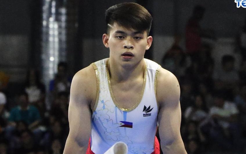 PH Gymnastics head says Carlos Yulo 'distracted' during SEA Games match