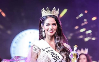 LOOK: Patricia Javier wins Noble Queen of the Universe