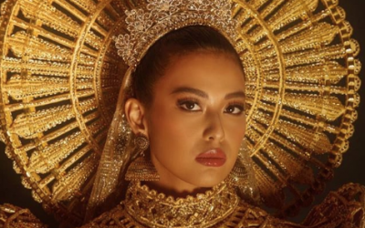 LOOK: Miss World PH Michelle Dee stuns in her national costume