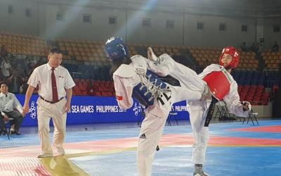 PH gains 8 gold in taekwondo