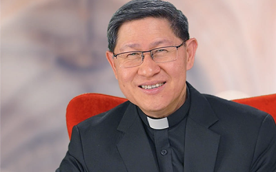 Former Vatican envoy: Tagle's new post boosts his chance as next Pope