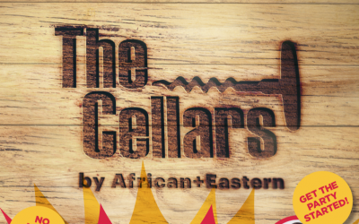 Get the party started with your preferred beverages from The Cellars by African+Eastern