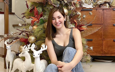 Barbie Imperial fulfills dream house gift to family