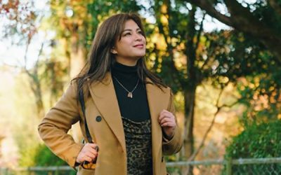 Angel Locsin hopes to inspire others with compassion