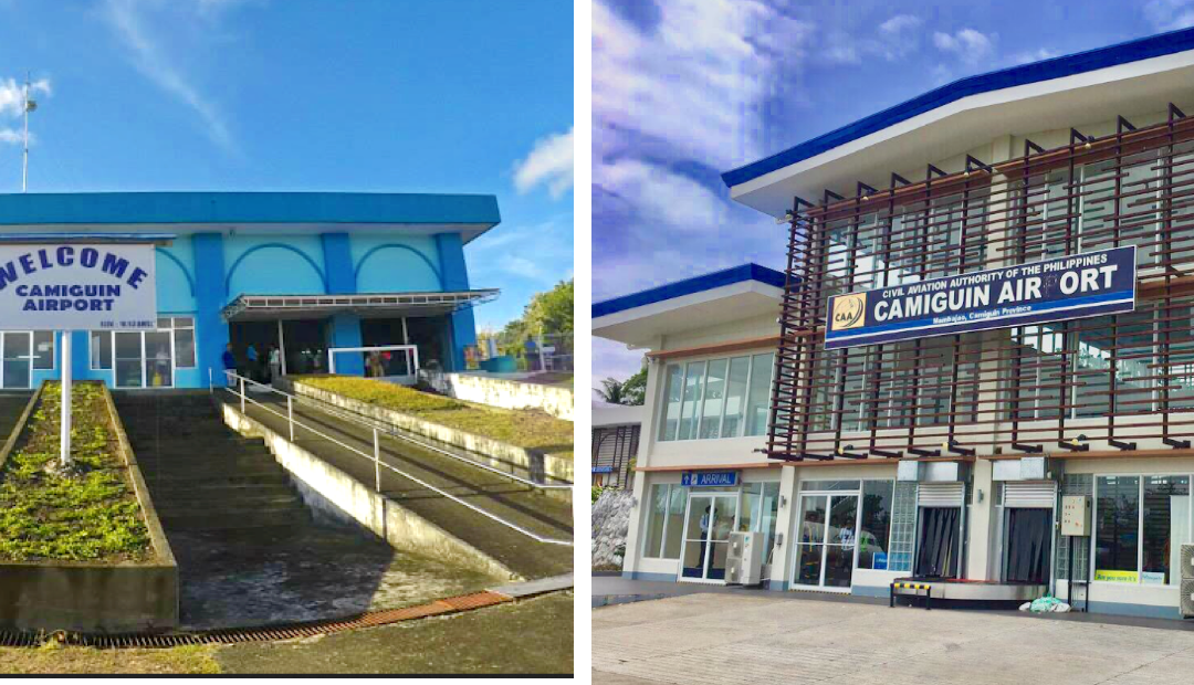LOOK: Camiguin airport rehab now 100% complete