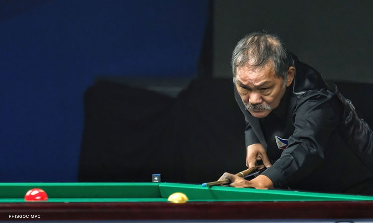 Efren 'Bata' Reyes considers retirement, off to therapy