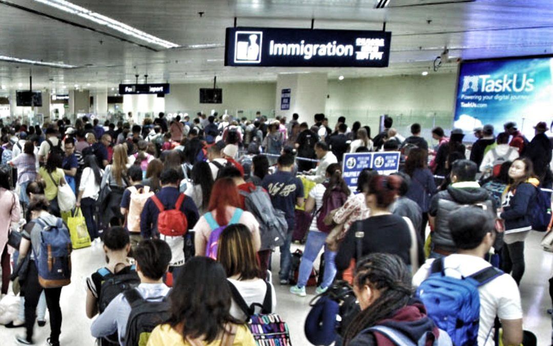 SWS: Majority of Filipinos alarmed by growing number of Chinese workers