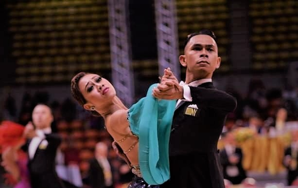 PH bags four Gold medals in 2019 SEA Games dancesport