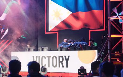 PH Mobile Legends team wins first esports gold medal
