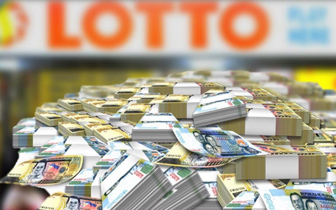 Cancer patient wins P50-M lotto
