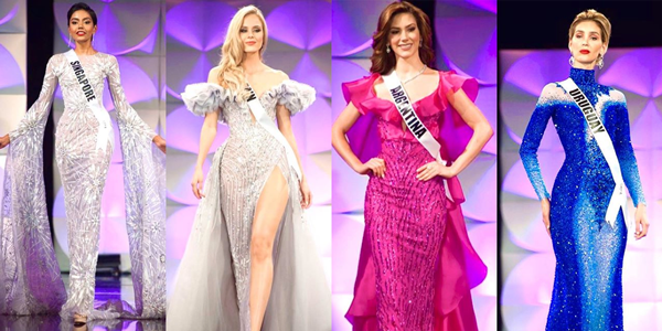 LOOK: 4 Miss Universe 2019 bets wore Michael Cinco