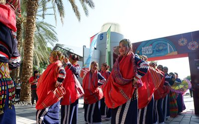 Filipinos in the UAE enjoy exciting treats, star-studded performances at Barrio Fiesta Dubai & Bayanihan Festival 2019