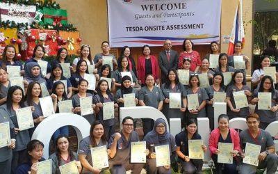 Over 500 OFWs get TESDA certification at POLO Dubai