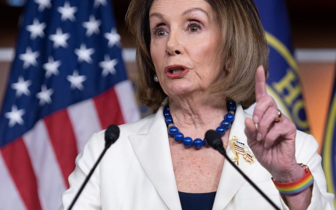 US Speaker Pelosi to committee chairs: Draft Trump impeachment charges