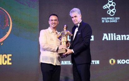 PHISGOC awarded as best SEA Games organizer