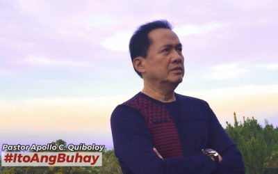 Quiboloy explains why he did not stop Tisoy