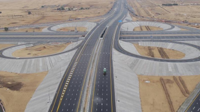 Photo of LOOK: New road leading to Expo 2020 site opens