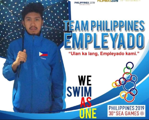 #WeSwimAsOne trends on social media as some employees brace Tisoy to report for work