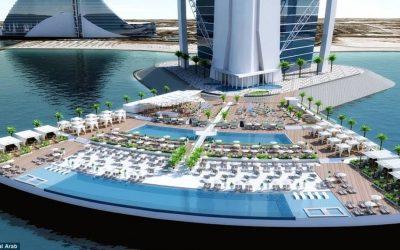 Escape Dubai's hustle and bustle with Burj Al Arab's holiday offer