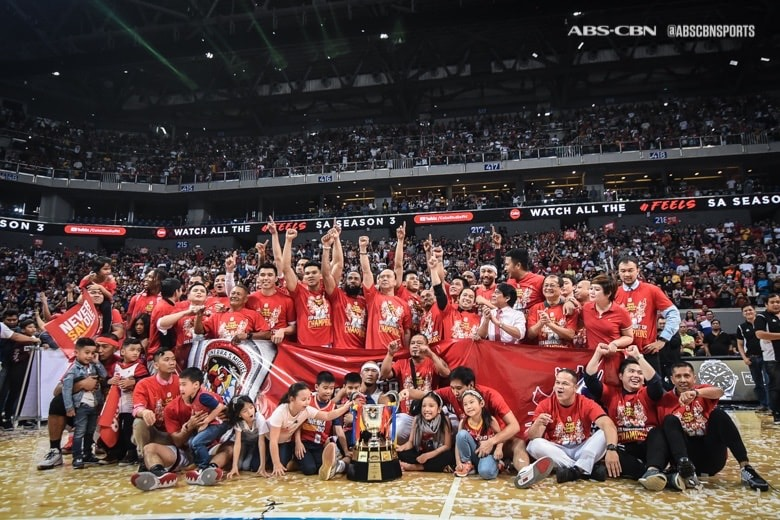 Barangay Ginebra clinches PBA Governor's Cup crown