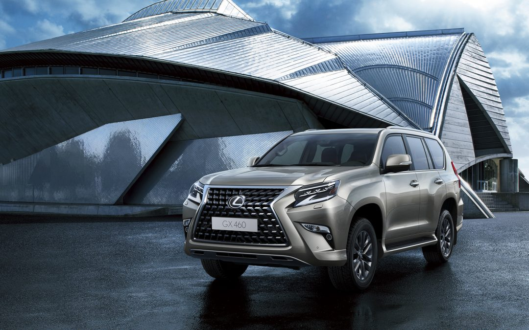 Pinoy SUV lovers, dig this: Lexus GX 2020 hits UAE roads