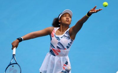 Osaka wins first match against Bouzkova at Australian Open